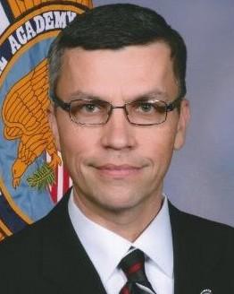 Lieutenant Patrick Neal Weatherford