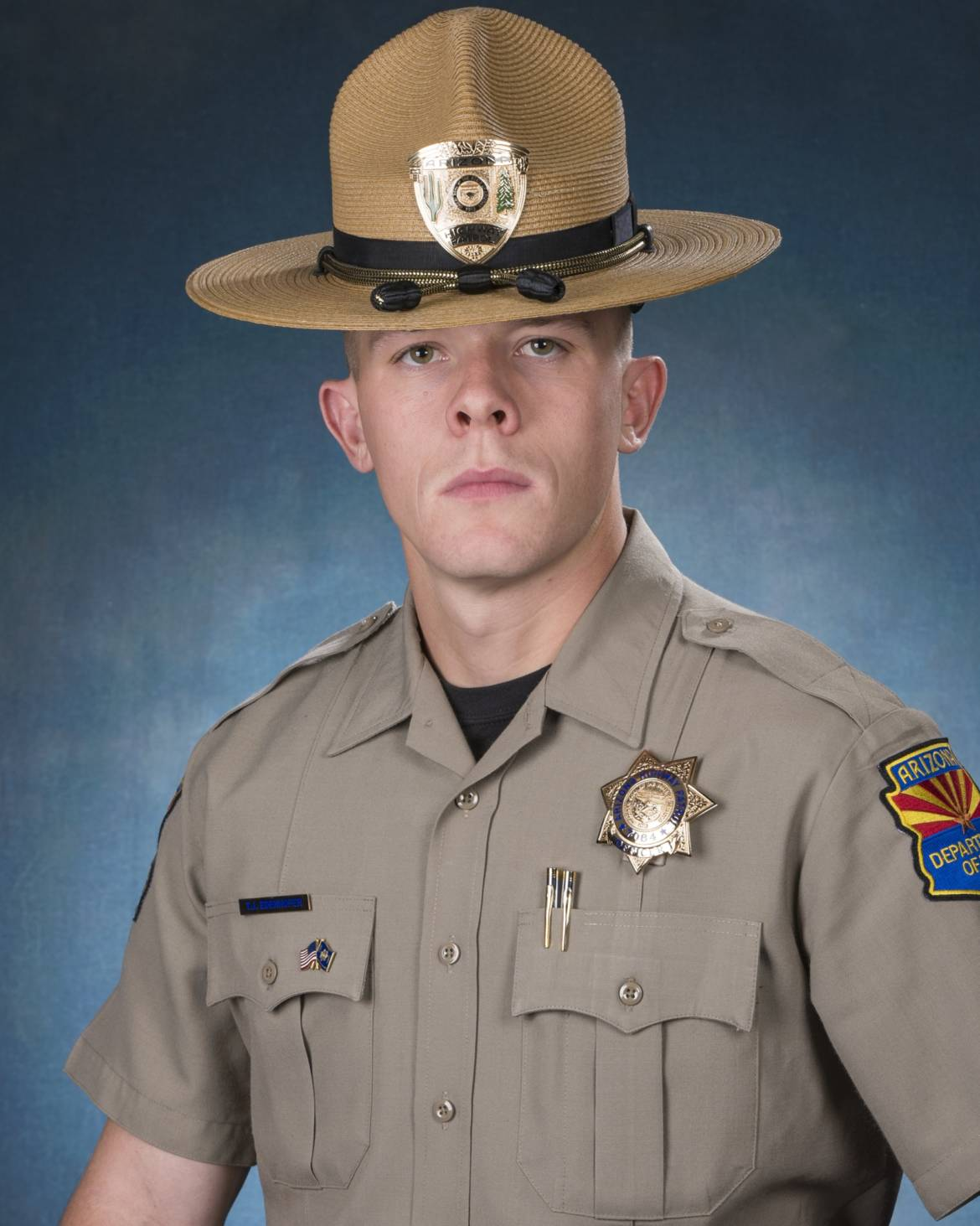 Trooper Tyler James Edenhofer