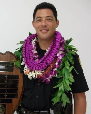Police Officer Bronson K. Kaliloa