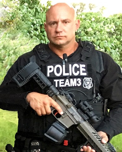Corporal Garrett Willis Hull