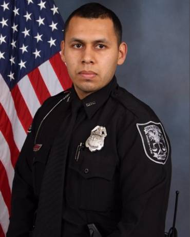 Police Officer Edgar Isidro Flores