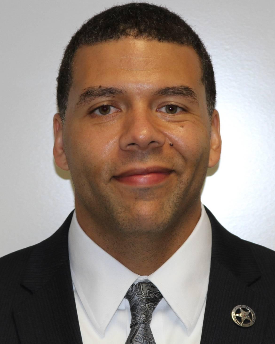 Deputy U.S. Marshal Chase S. White