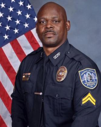 Sergeant Kelvin Ansari
