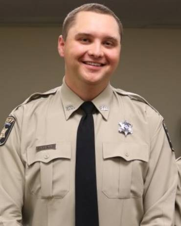 Deputy Sheriff Nicholas Dixon