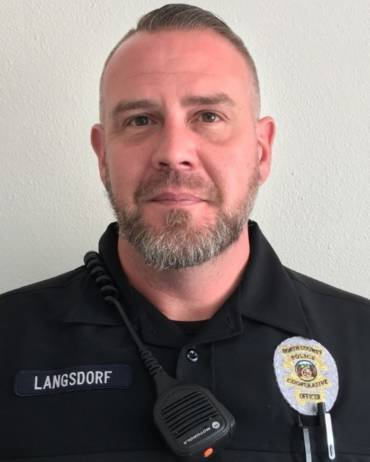 Police Officer Michael Vincent Langsdorf