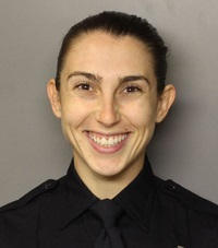Police Officer Tara Christina O'Sullivan