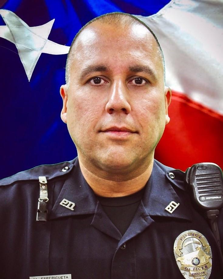 "Corporal Jose Luis ""Speedy"" Espericueta, Jr."