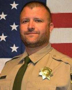 Deputy Sheriff Ryan Shane Thompson