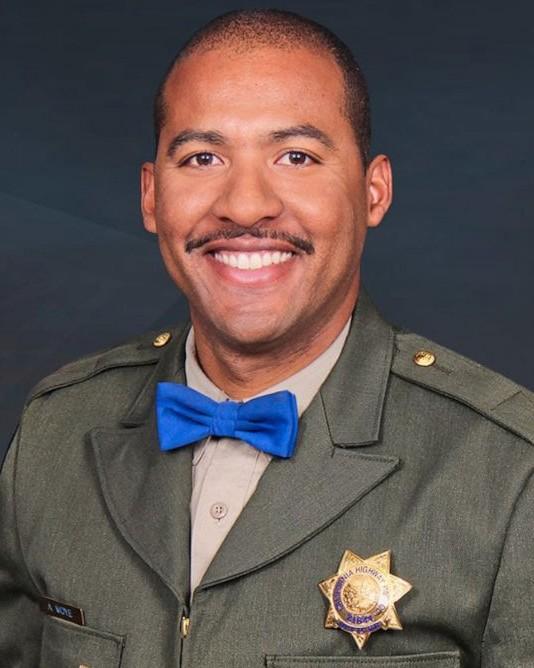 Officer Andre Maurice Moye, Jr.