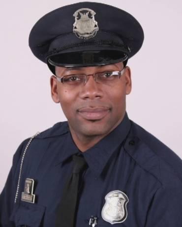Police Officer Rasheen P. McClain
