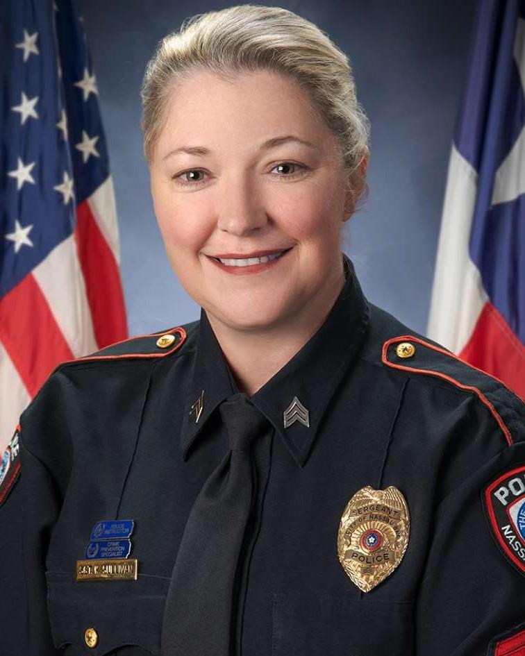 Sergeant Kaila Marie Sullivan