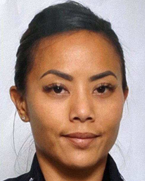 Officer Tiffany-Victoria Bilon Enriquez