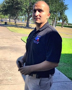 Police Officer Ismael Chavez
