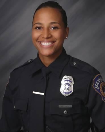 Officer Breann Leath
