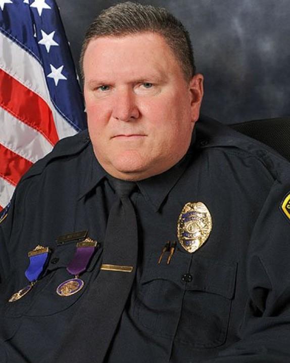 Police Officer Dan Walters