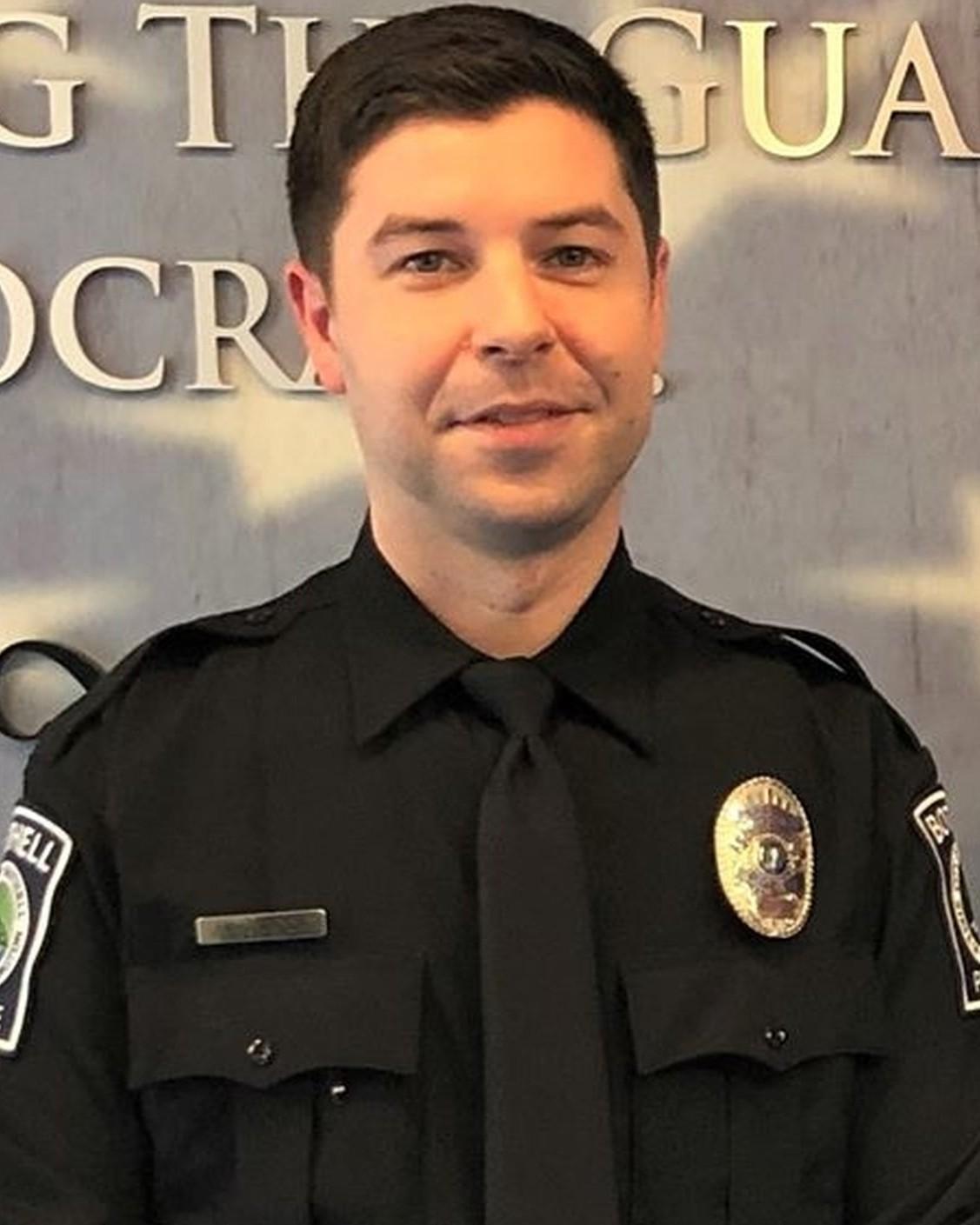 Police Officer Jonathan P. Shoop