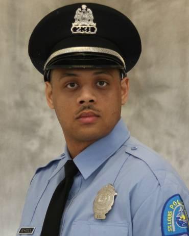 Police Officer Tamarris Leon-Wesley Bohannon