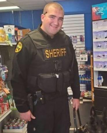 Deputy Sheriff Logan Fox