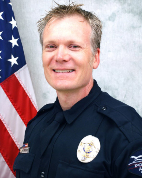 Police Officer Gordon Beesley