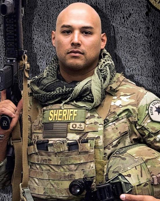 Deputy Sheriff Phillip Jesse Campas
