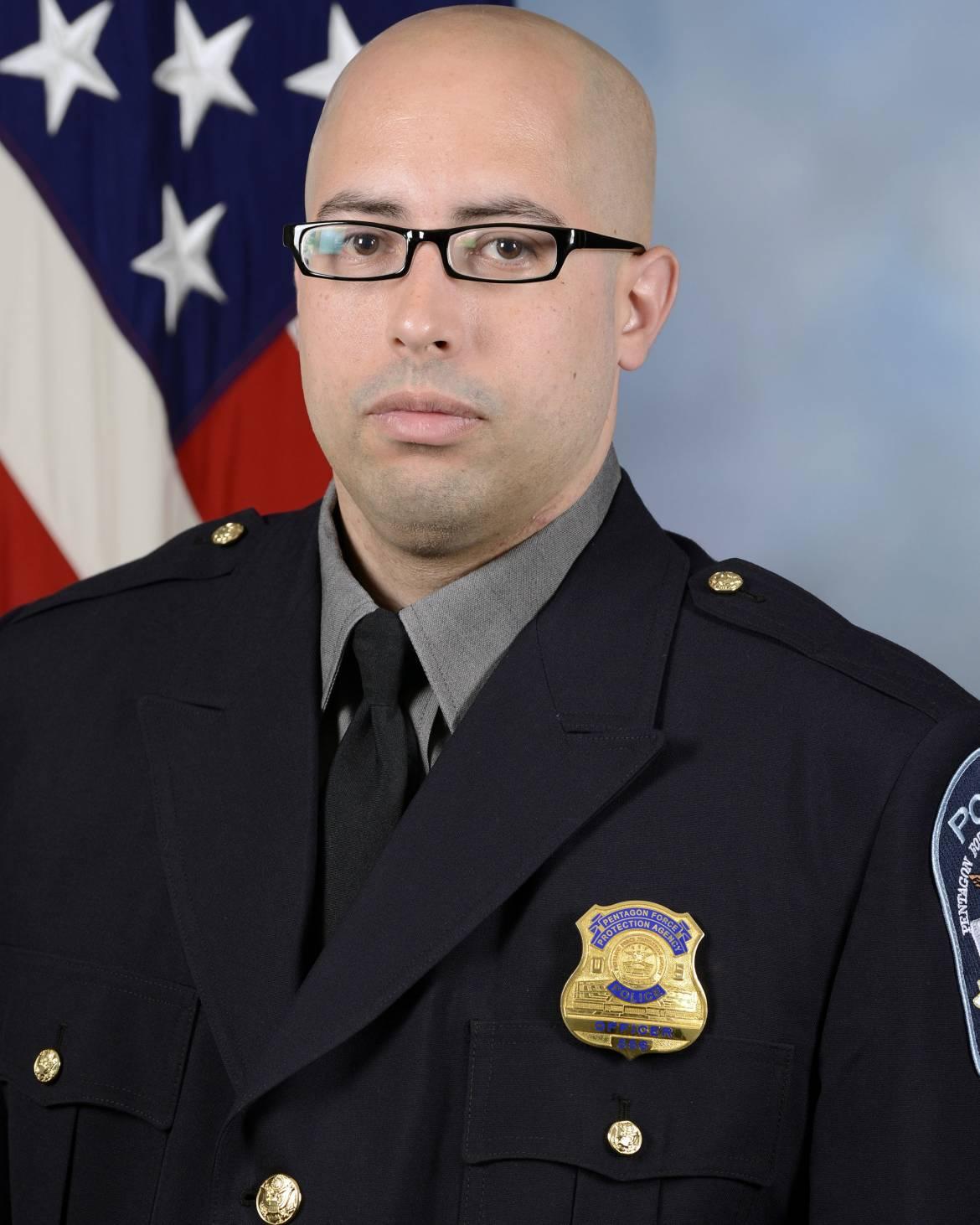 Police Officer George Gonzalez