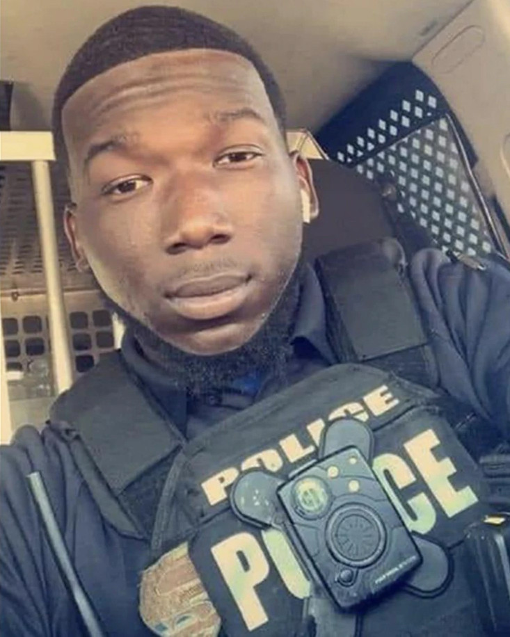Police Officer Marquis Dewon Moorer
